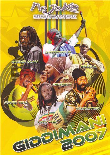 Giddimani: Live Reggae