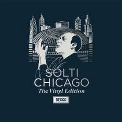 Solti Chicago: The Vinyl Edition