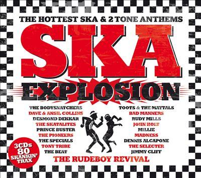 Ska Explosion [Rhino]