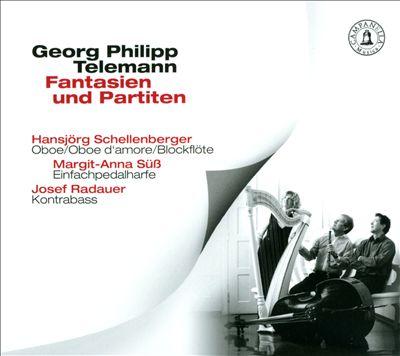 Georg Philipp Telemann: Fantasien und Partiten