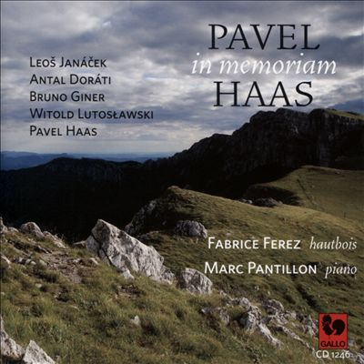 Pavel Haas in Memoriam