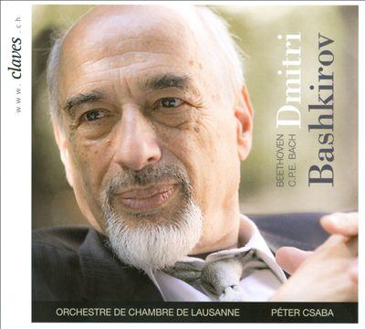 Beethoven & C.P.E. Bach: Piano Concertos