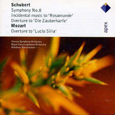 Schubert: Symphony No. 8 'Unfinished'; Incidental Music to Rosamunde; Etc.