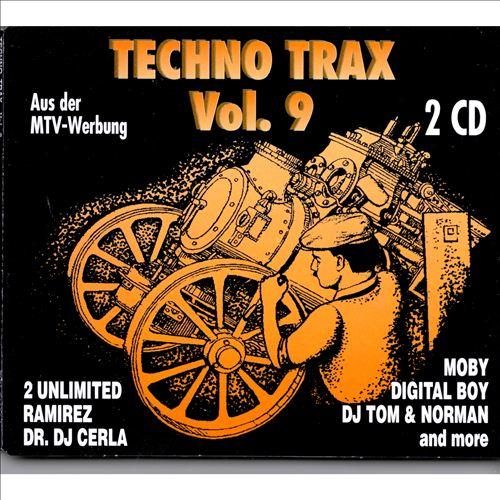 Techno Trax, Vol. 9