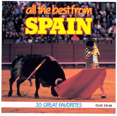 All the Best from Spain [1 Disc #1]