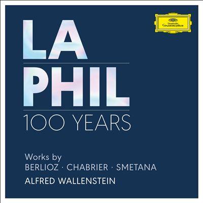 Berlioz, Chabrier, Smetana