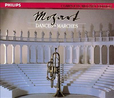 Mozart: Dances; Marches