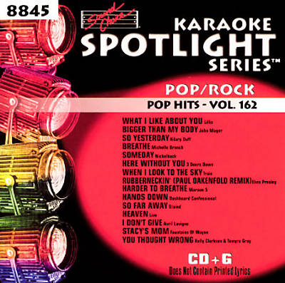 Pop Hits, Vol. 162