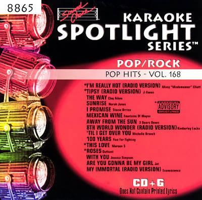 Pop Hits, Vol. 168