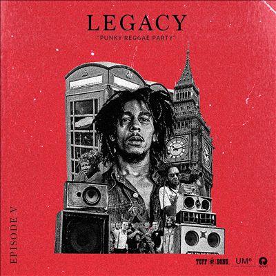 Bob Marley Legacy: Punky Reggae Party