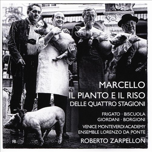 Marcello: Il Planto e il Riso