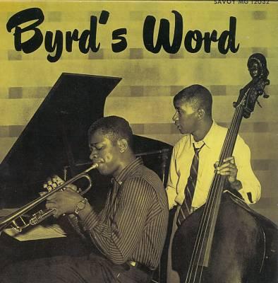 Byrd's Word