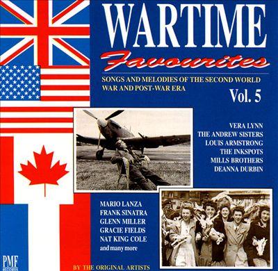 Wartime Favorties, Vol. 5