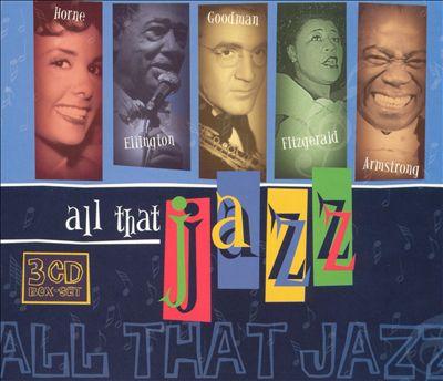 All That Jazz [Legacy Box]