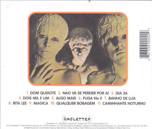 Mutantes [1969]