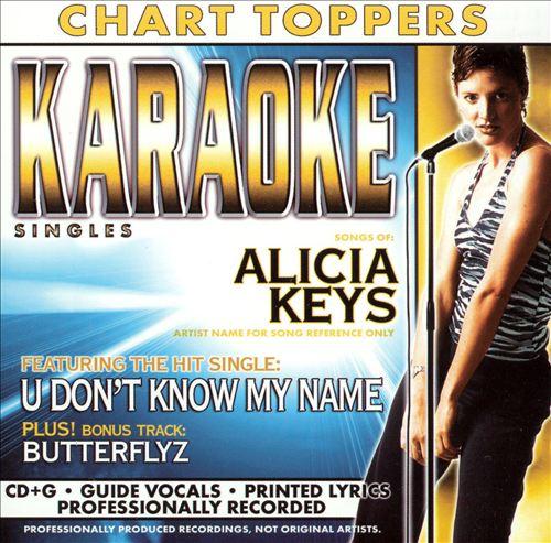 Alicia Keys: U Don't Know My Name/Butterflyz