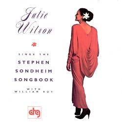 Sings the Stephen Sondheim Songbook