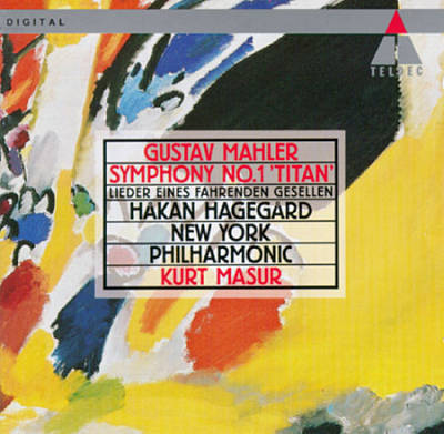 Mahler: Symphony No. 1 'Titan'; Lieder Eines Fahrenden Gesellen