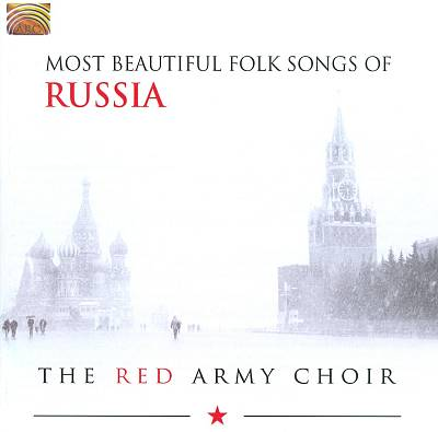 Most Beautiful Folk Songs of Russia