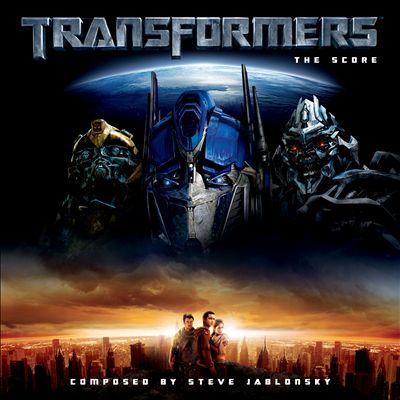 Transformers: The Score [Original Motion Picture Score]