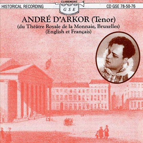 André D'Arkor (Tenor)