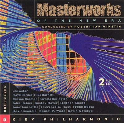 Masterworks of the New Era, Vol. 5
