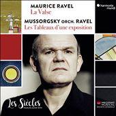 Ravel: La Valse; Mussorgsky: Tableaux d'une exposition (orch. Ravel)