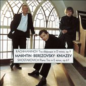 Rachmaninov: Trio élégiaque; Shostakovich: Piano Trio