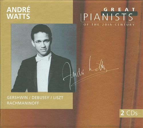 Great Pianists of the 20th Century: André Watts