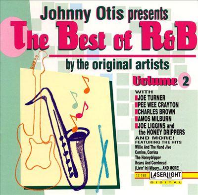 Johnny Otis Presents: The Best of R&B, Vol. 2