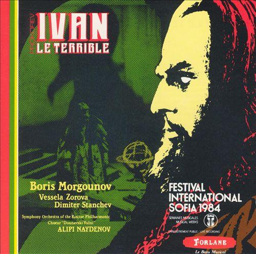 Prokofiev: Ivan le Terrible