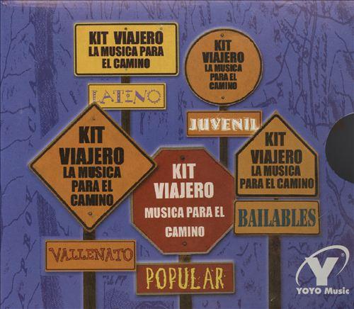 Kit Viajero: La Musica Para el Camino