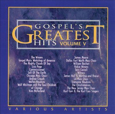 Gospel's Greatest Hits, Vol. 5