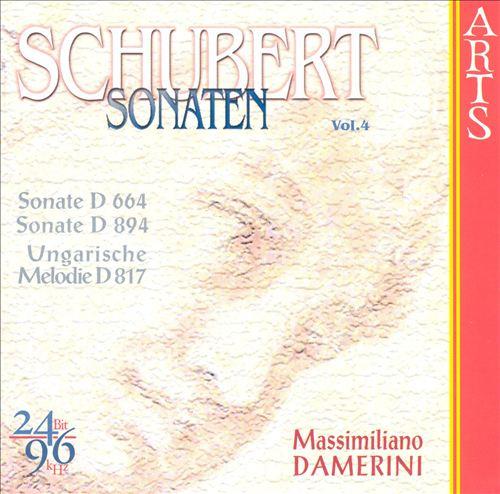 Schubert: Sonaten, Vol. 4