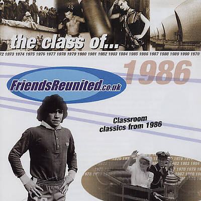 Friends Reunited: Music of the Year 1986