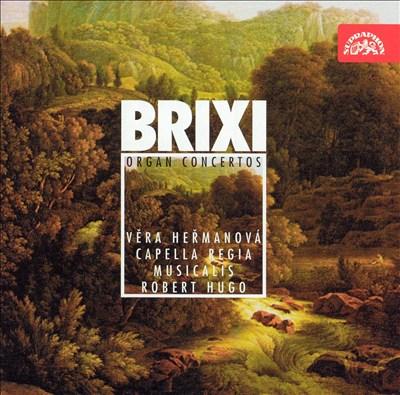 Brixi: Organ Concertos