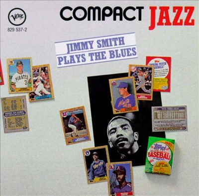 Jimmy Smith Plays the Blues