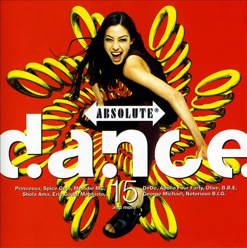 Absolute Dance, Vol. 15