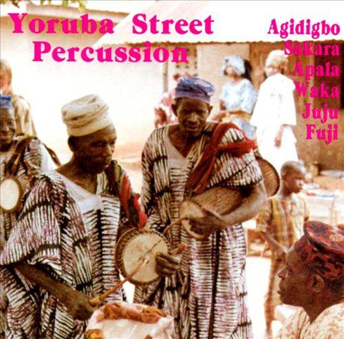 Yoruba Street Percussion