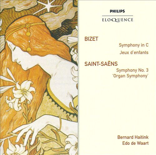 Bizet: Symphony, Jeux d'enfants; Saint-Saëns: Symphony No. 3