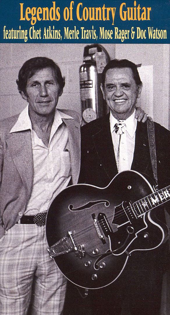 Legends of Country Guitar [Video]