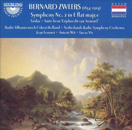 Bernard Zweers: Symphony No. 2 in E flat major
