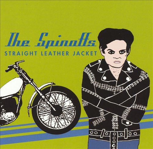 Straight Leather Jacket