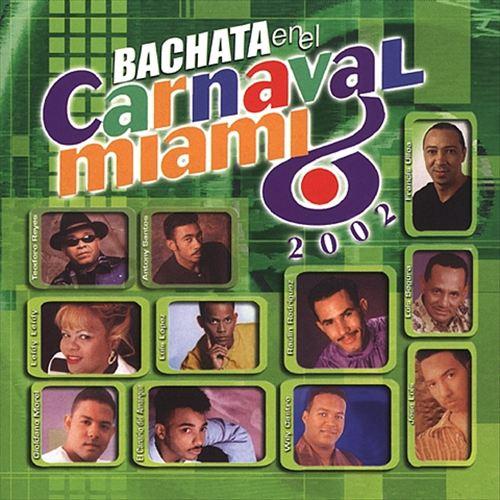Bachata en el Carnaval Miami 2002