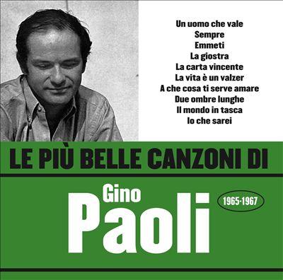 Le Più belle canzoni di Gino Paoli [1965-1967]