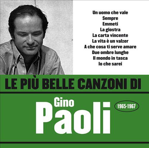 Le Più belle canzoni di Gino Paoli (1965-1967)