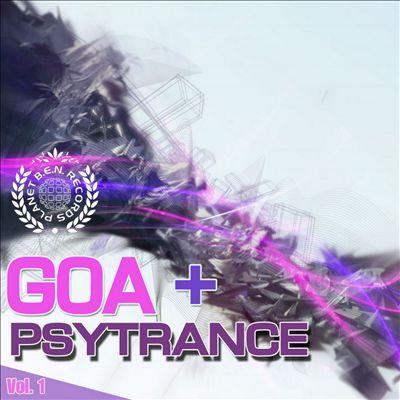 Goa & PsyTrance, Vol. 1