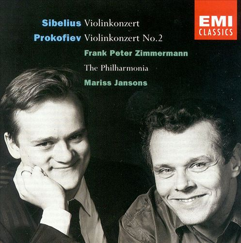 Sibelius: Violinkonzert; Prokofiev: Violinkonzert No. 2