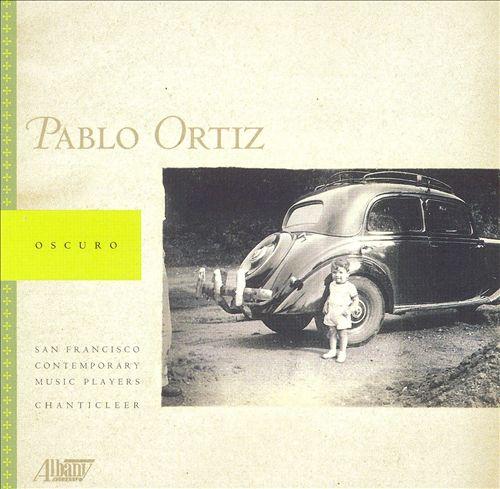 Pablo Ortiz: Oscuro