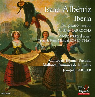 Albéniz: Iberia